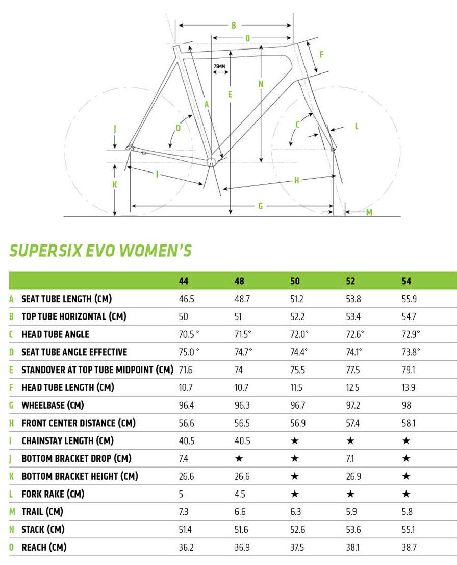 Cannondale SuperSix EVO Carbon Disc Womens Ultegra Road Bike Silver