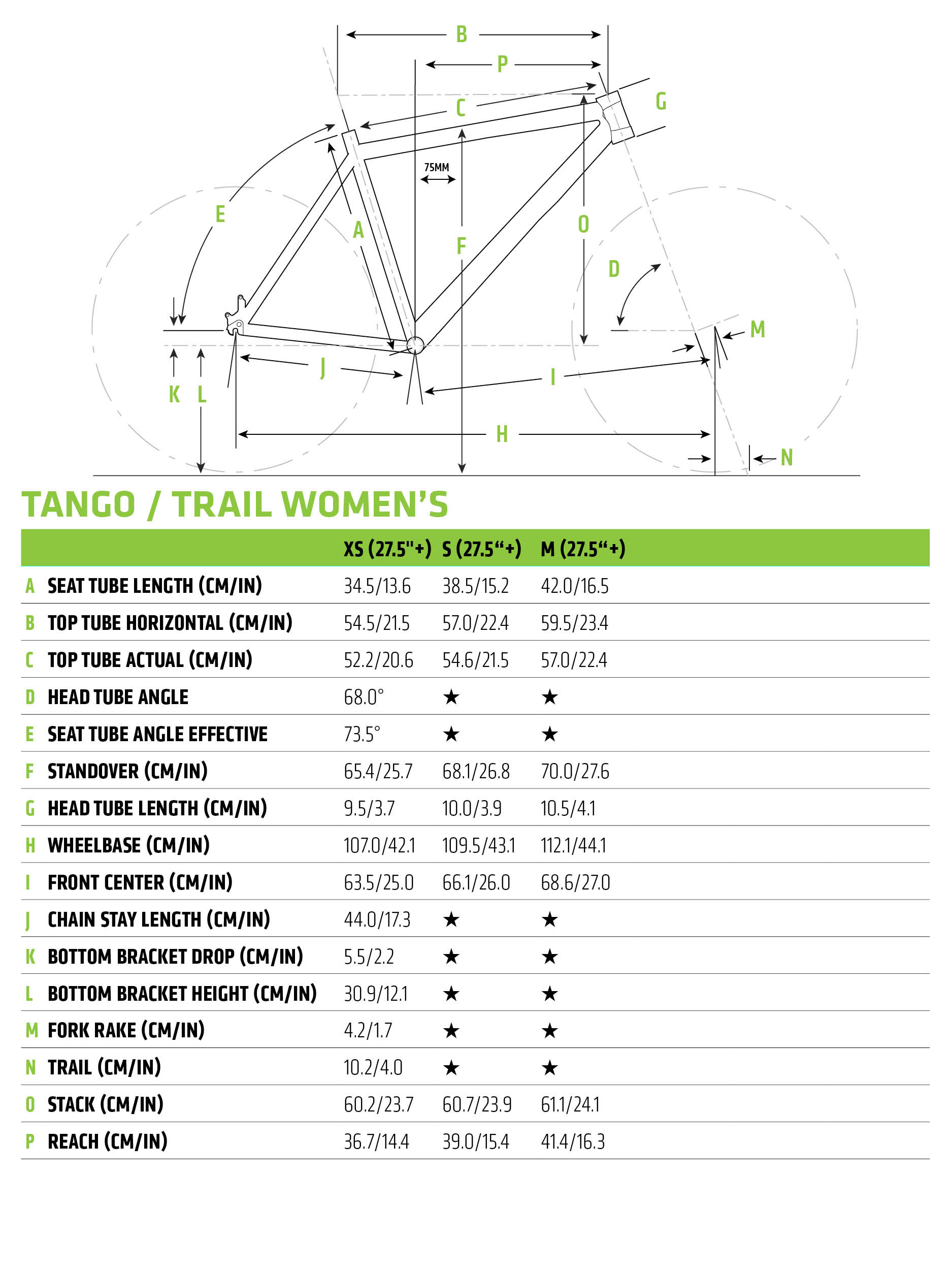 Cannondale Trail 3 2019 Womens Mountain Bike Tangerine