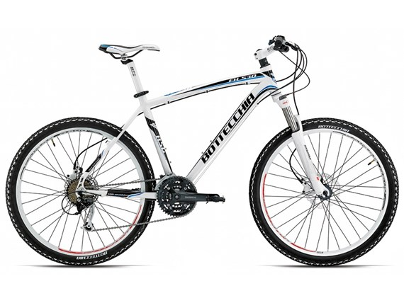 Bottecchia Fx 530 Disc Alivio 27 Speed Mountain Bike 2013