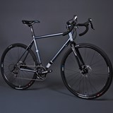 Kinesis Decade Tripster Disc Road/ Audax/ Cross Bike Grey