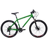 Kinesis Decade Virsa 2 SRAM X5 Mountain Bike Green 2013