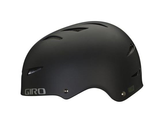 Giro Flak matt black Downhill and Extreme helmet