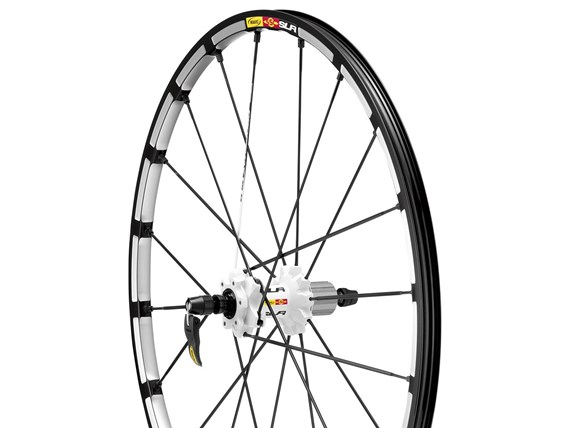 Mavic Crossmax SLR Disc 012 Int MTB Wheels Pair 2012