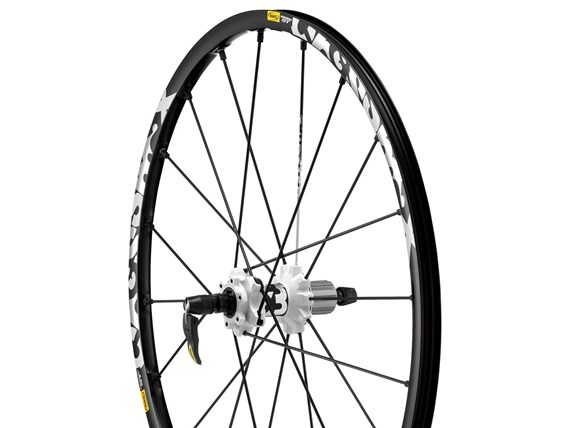 Mavic Crossmax ST D6T MTB Wheels Pair 2012