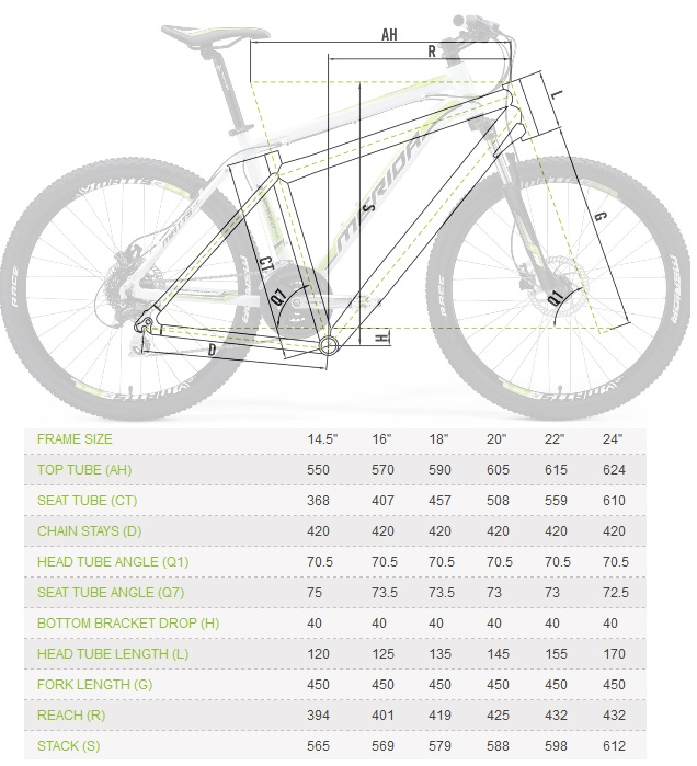 Pro Comp At Sport Review >> Merida MATTS 40-D 2013 Hardtail MTB Mountain Bike - Buy ...