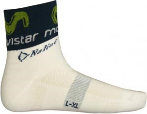Nalini Movistar Socks