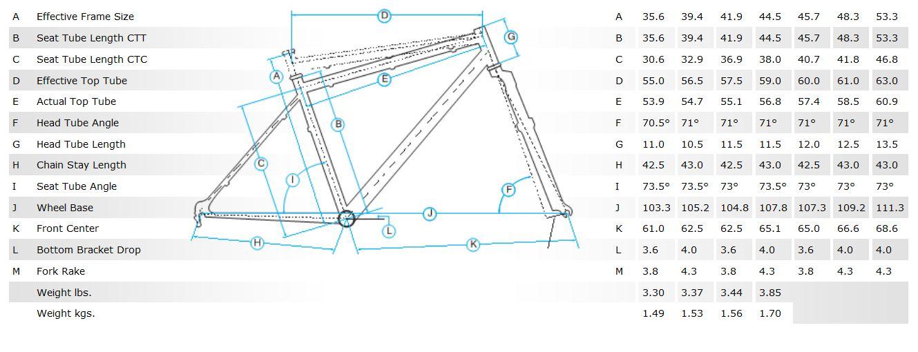Van Nicholas Tuareg 650B MTB Mountain Bike Frame | Buy Online ...