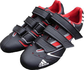 4e0ec6805fde Adidas Girano Road Cycling Shoes Black Size 6 - Buy Online