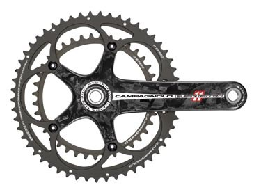 Campagnolo Super Record TT Ultra Torque Chainset