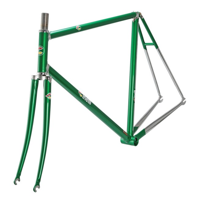 Cinelli Supercorsa Steel Road/ Track Frameset - Buy Online | Pedal ...