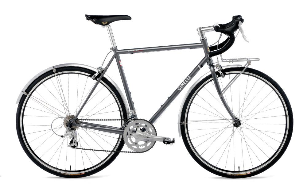 quality design 3e30e eb3ae Cinelli Gazzetta Della Strada Steel Touring Bike