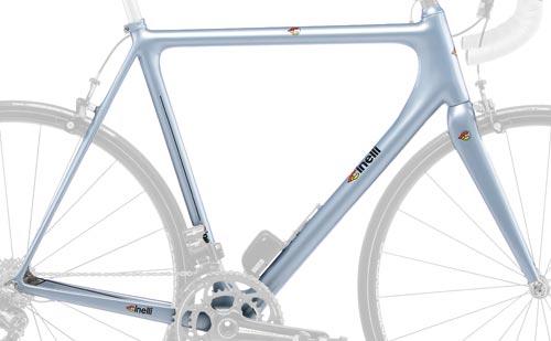 Cinelli Laser Carbon Frame/Fork - Special order frames - Buy Online ...