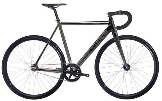ec0257183a9 Cinelli Mash Parallax 2015 Charcoal/Optical Single Speed Bike - Buy ...