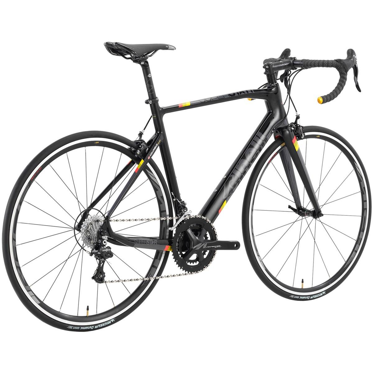 38b1c823b9b Cinelli Superstar Potenza 11 Carbon Road Bike - X Large - EX-Demo ...