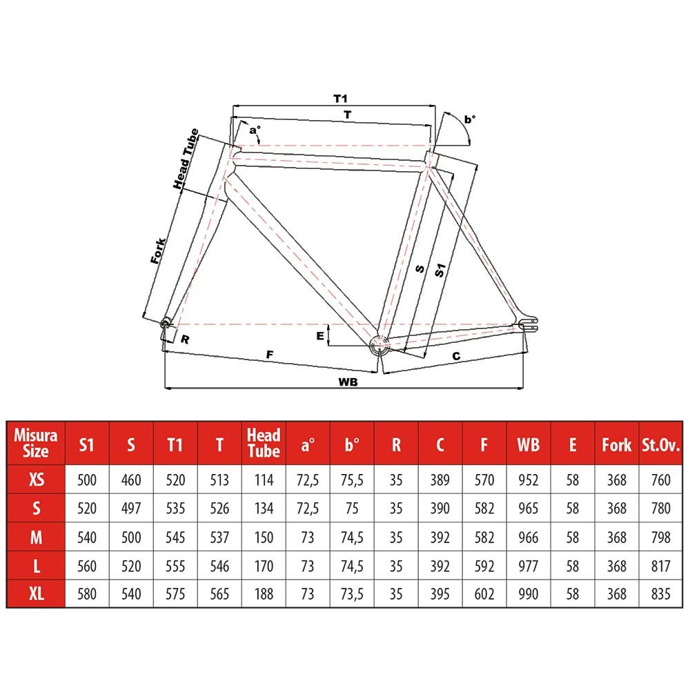 b498f555050 Cinelli Vigorelli HSL 2016 Track Frameset - Buy Online | Pedal ...