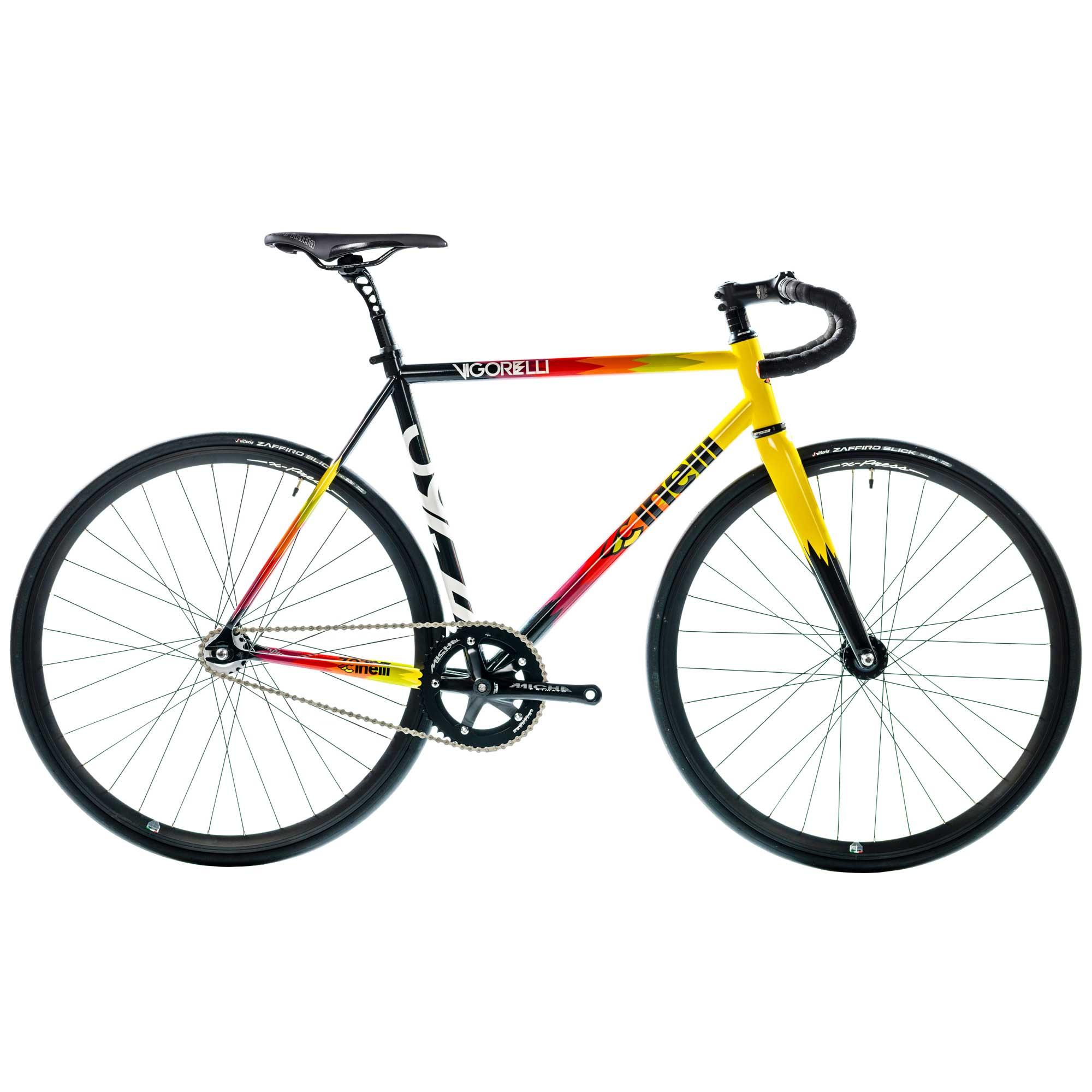 a04ba38b6ec Cinelli Vigorelli Steel Singlespeed Fixed Gear Bike - Buy Online | Pedal  Revolution