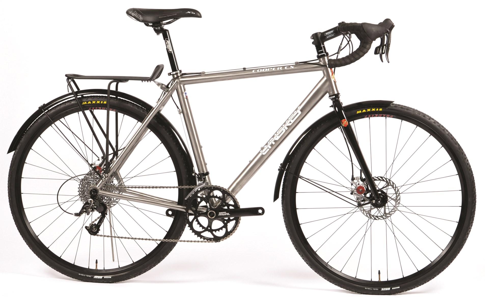 Lynskey Cooper CX Ultegra 11 Speed Titanium Cyclocross Bike - Buy ...