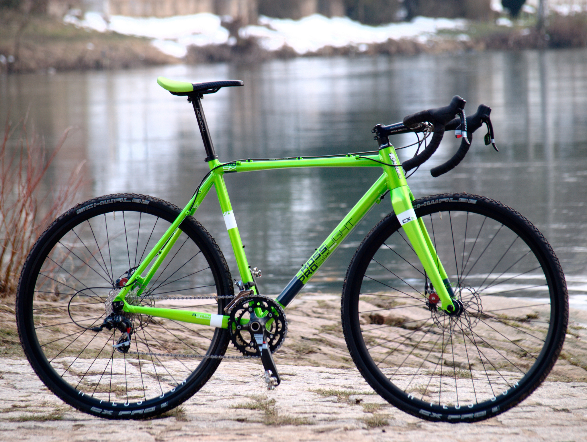 Kinesis Crosslight Pro6 Cyclocross Bike Green Buy