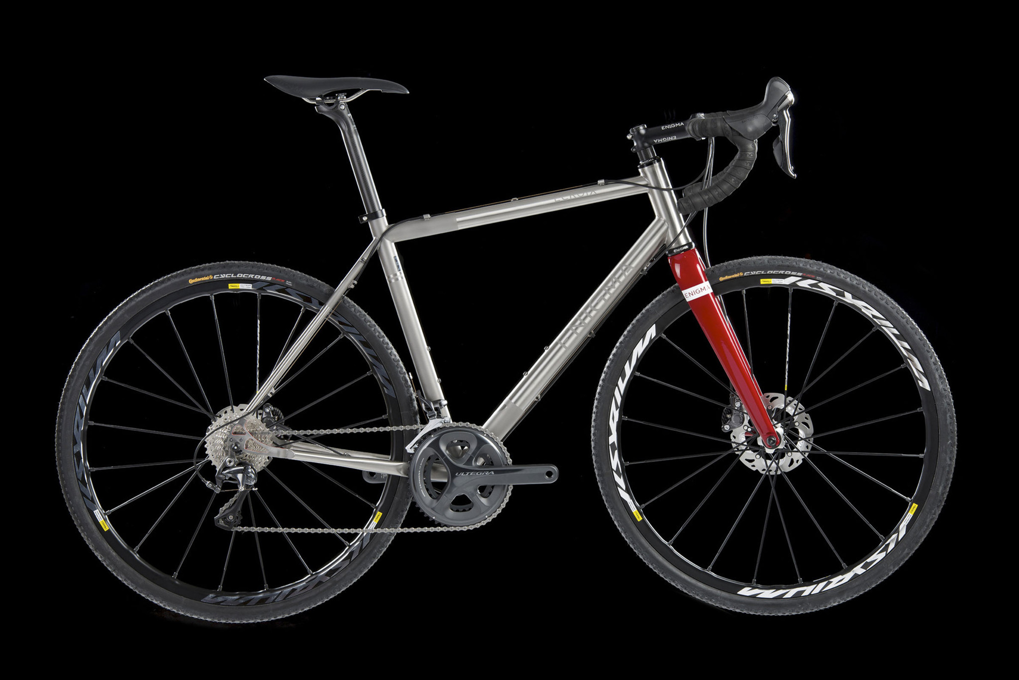 Enigma Ecroix Disc Cyclocross Frame inc HEADSET and 50 OFF FORKS ...