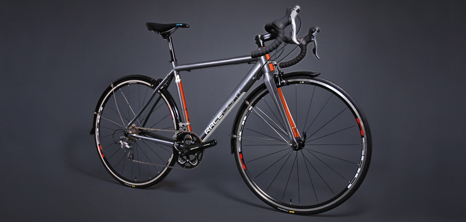 Kinesis Racelight 4s Audax Road Bike Silver Buy Online