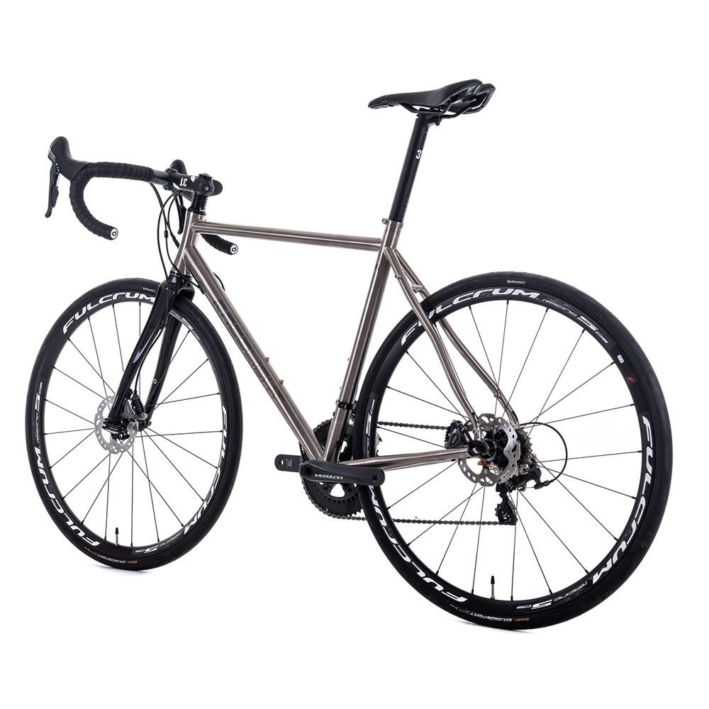 Kinesis Racelight GF Ti Disc Titanium Road Audax Bike