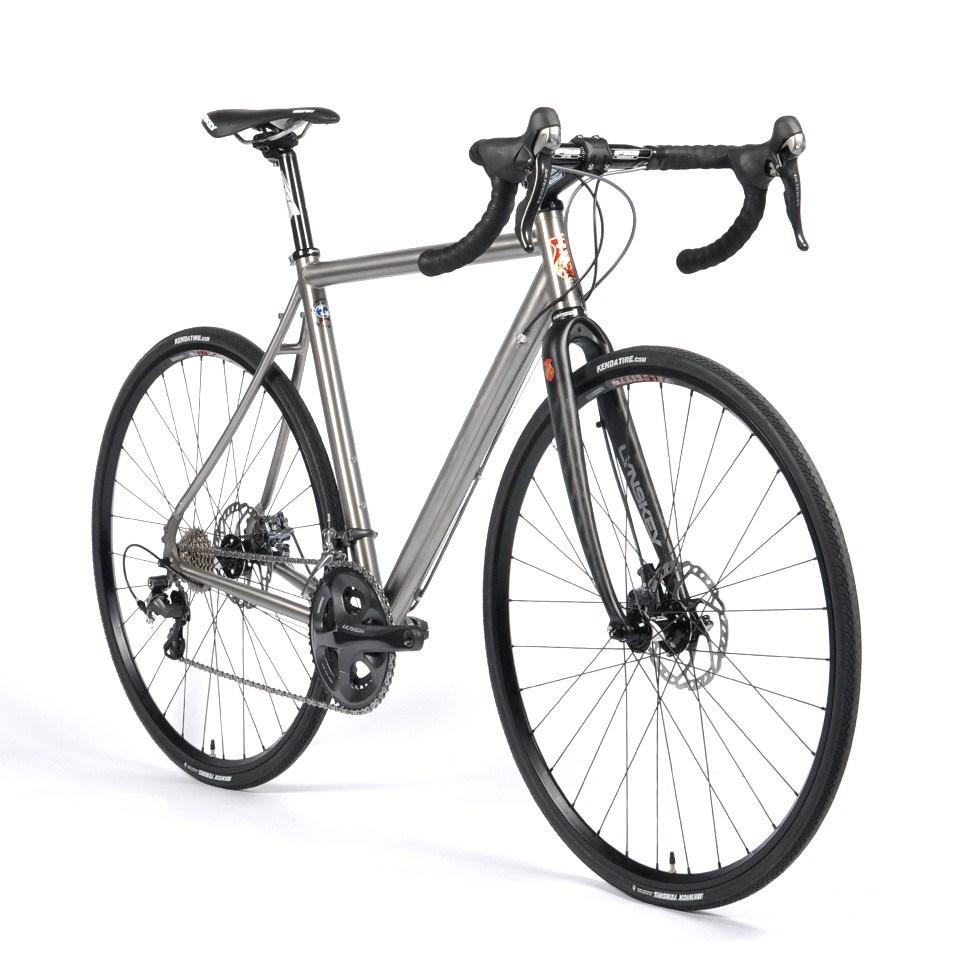 4924410bd52 Lynskey Sportive Disc Chorus Titanium Road Audax Bike - Buy Online ...