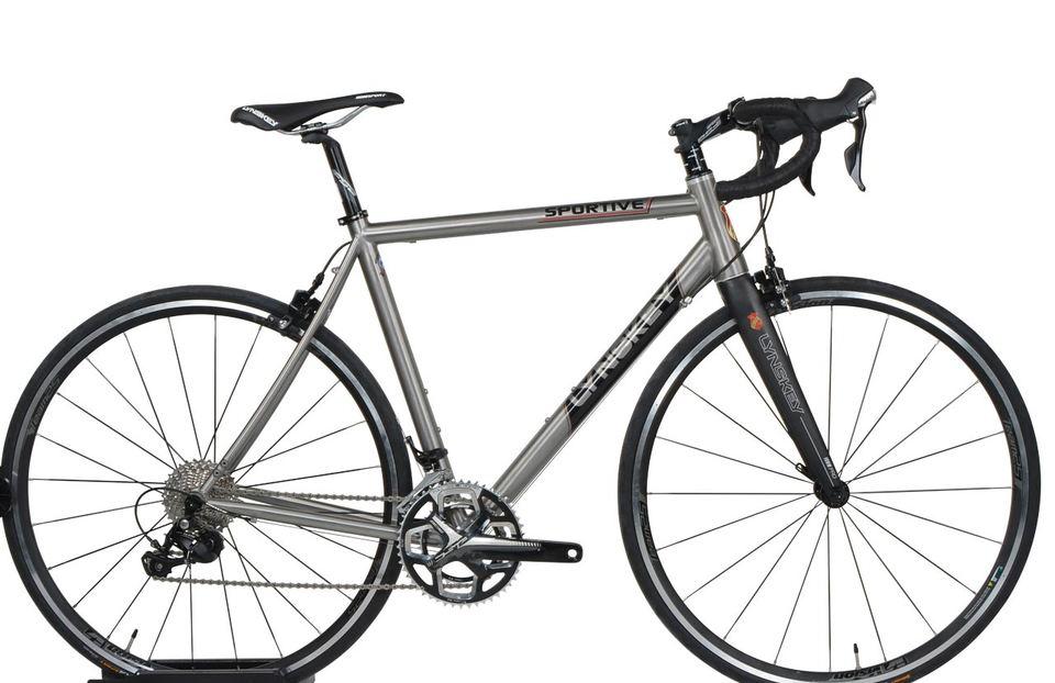 Lynskey Sportive 105 2018 Titanium Road Audax Bike