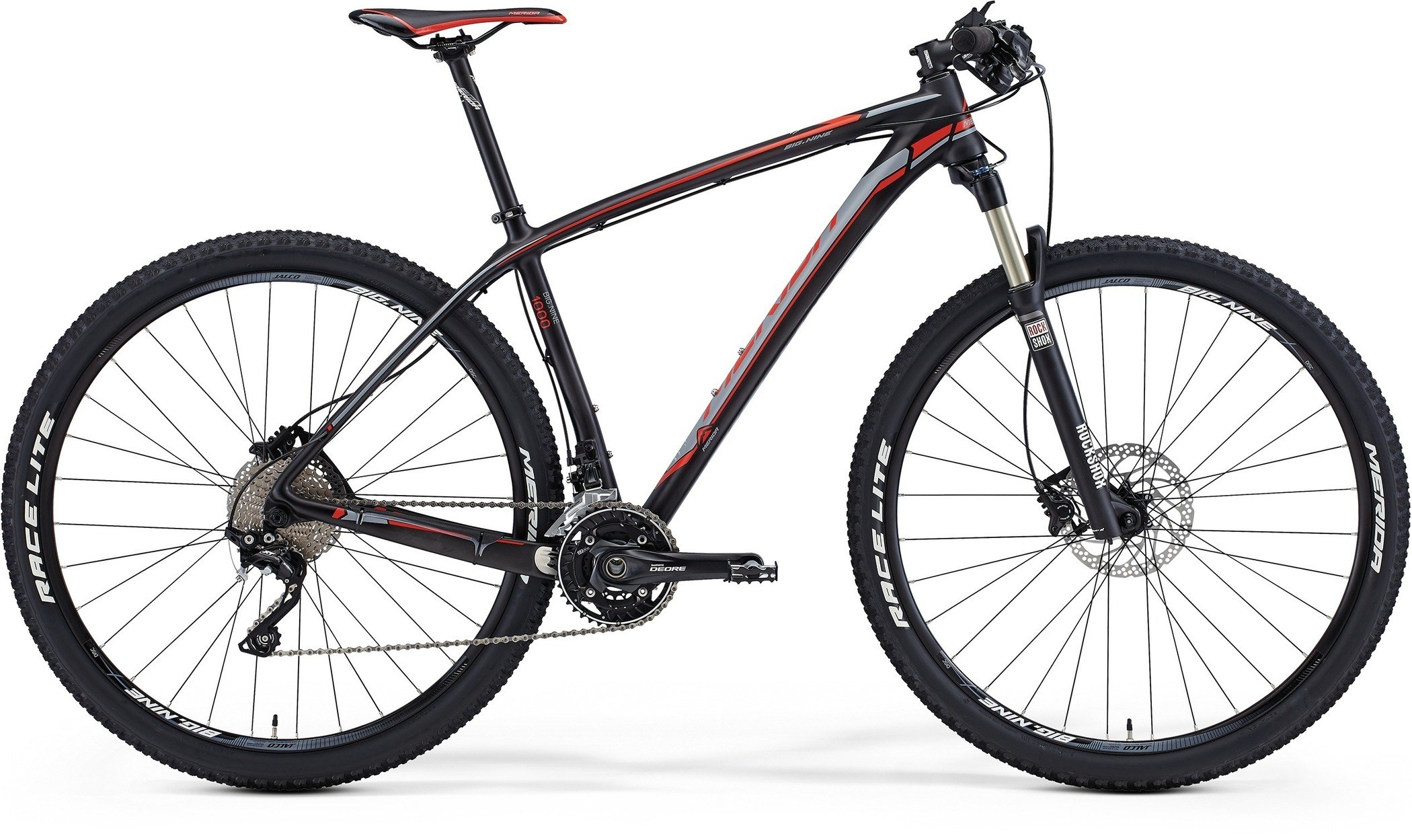 Merida Big Nine 1000 29er Hardtail Mountain Bike