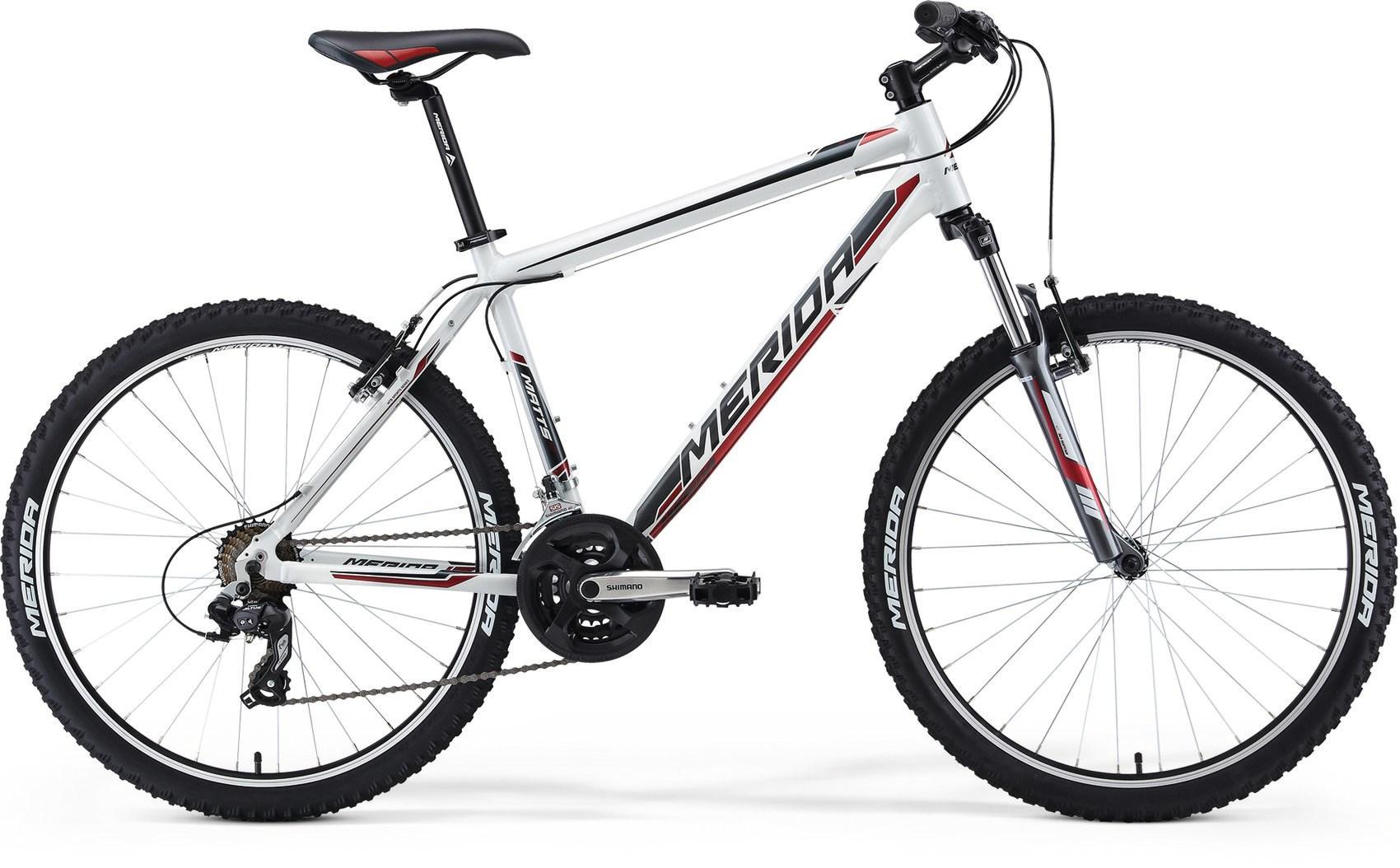 Merida Matts 10V 26 Inch Hardtail Mountain Bike | Buy Online ...