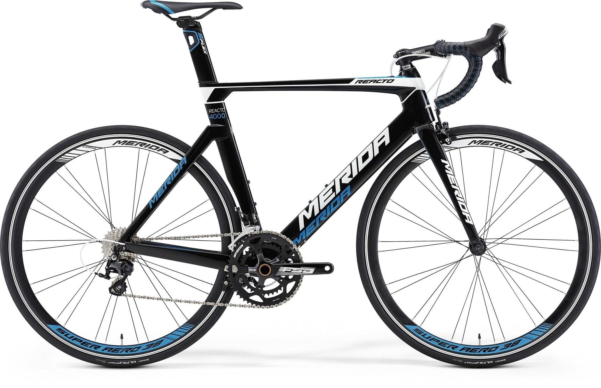 Merida Reacto 4000 Road Bike - Buy Online   Pedal Revolution