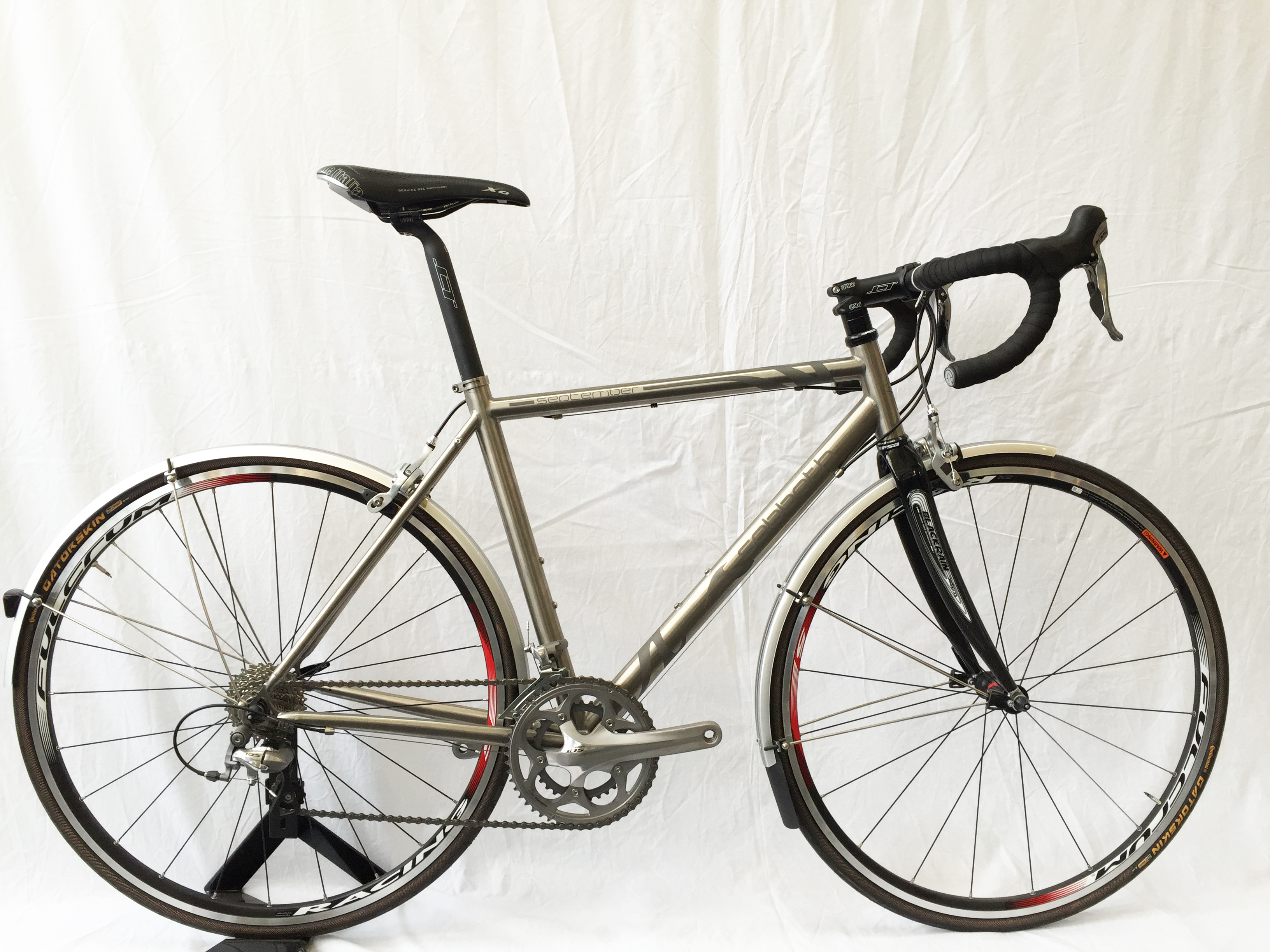 Sabbath September 105 Titanium Audax Road Bike 56cm - Ex Display ...
