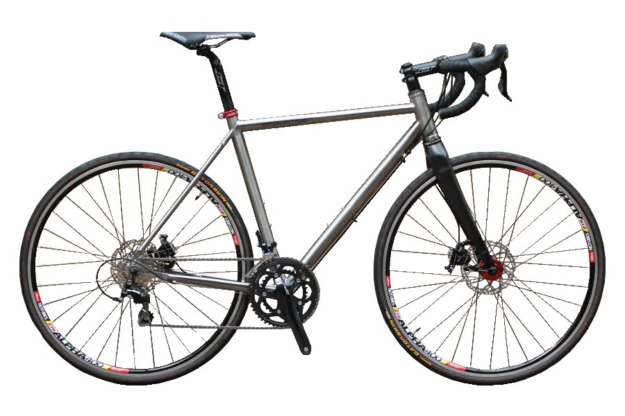 Sabbath AR-1 Disc Ultegra 11 spd Hydraulic Titanium Bike - Buy ...