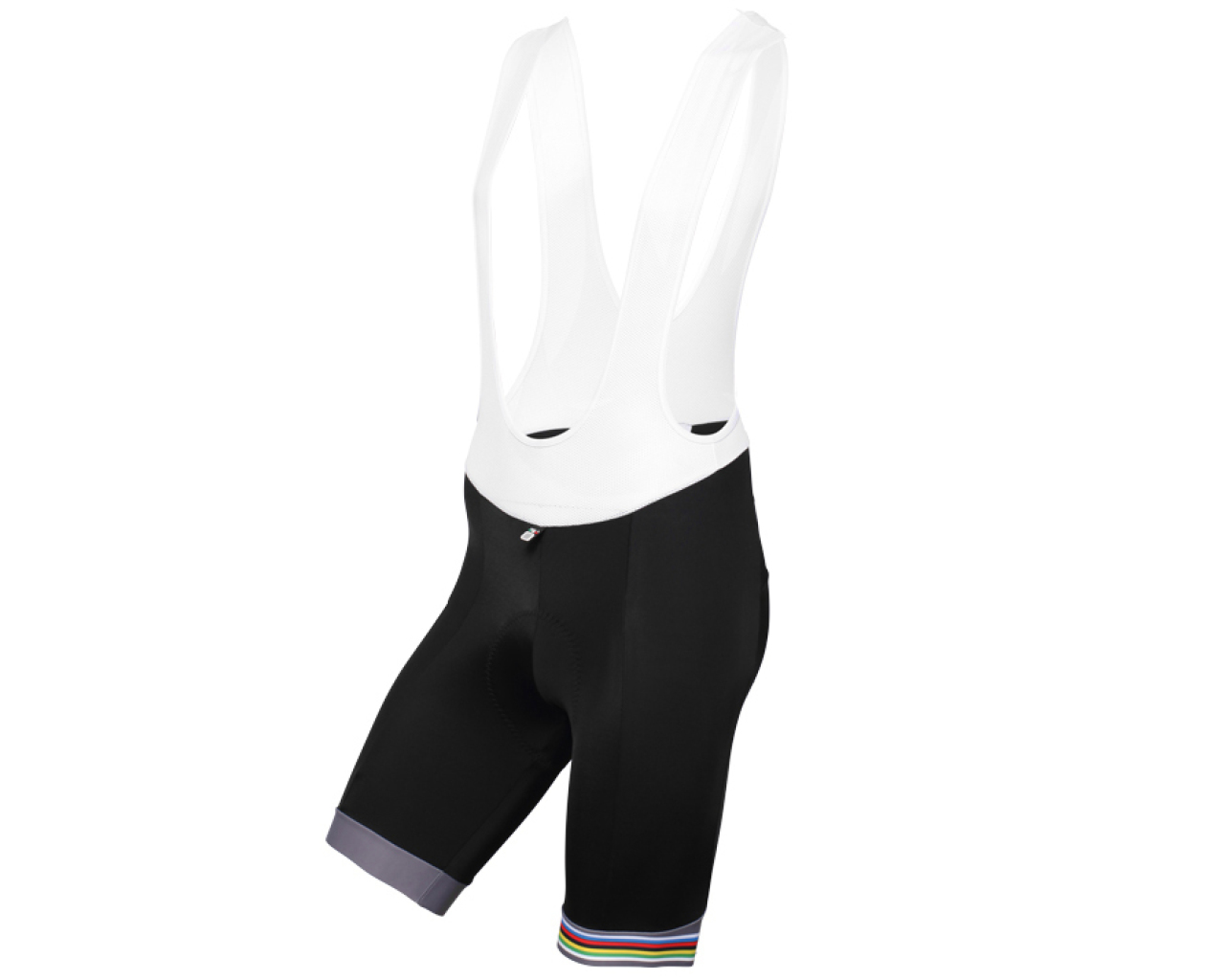10023fac Santini UCI World Champion Bib Shorts Max 2 Pad - Buy Online | Pedal  Revolution