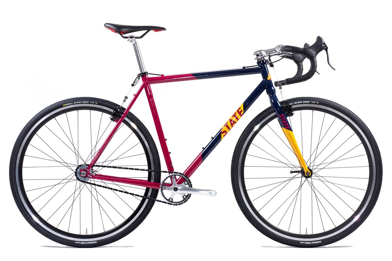 State Bicycles Warhawk Single Speed Cyclocross Bike - Buy Online ...