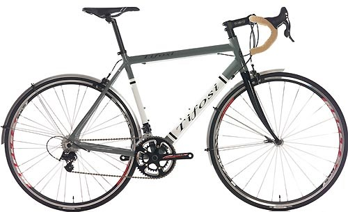Tifosi CK7 Audax Grey Veloce Audax Sportive Bike