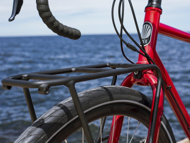 Trek 520 Disc 2020 Touring Bike Red Buy Online Pedal