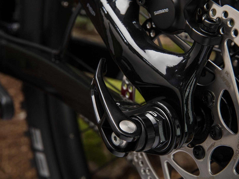 10e0512ba Trek Fuel EX 5 Plus 2019 Mens Full Suspension Mountain Bike Black. 1 ...