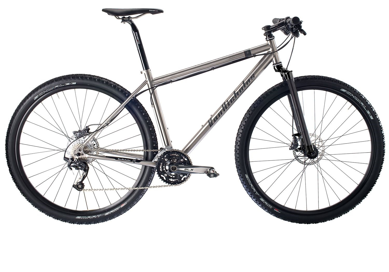 Van Nicholas Redwood 29er Singlespeed Titanium Mountain Bike 2013 ...