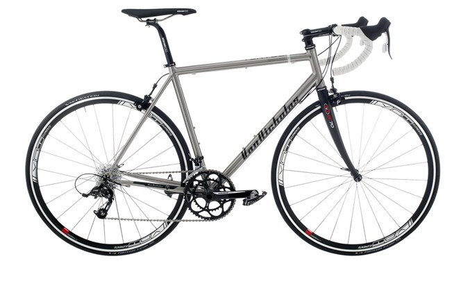 Van Nicholas Ventus Titanium Road Frame with FREE Fork and Headset
